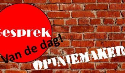 Gesprek van de Dag over belastingaangifte, melden van huiselijk geweld en 100 jaar VV Bodegraven