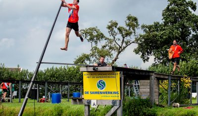 Bodegraver Erwin Timmerarends wint Vlisterbokaal