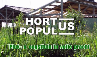 Hortus Populus: 'Pluk- en oogsttuin in volle pracht' (video)