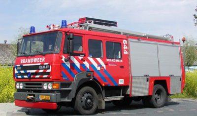 Asbest vrijgekomen bij brand in Reeuwijk